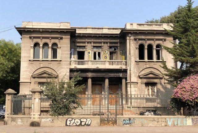En el 477° Aniversario de Santiago: Apogeo y decadencia de las casonas de la calle República