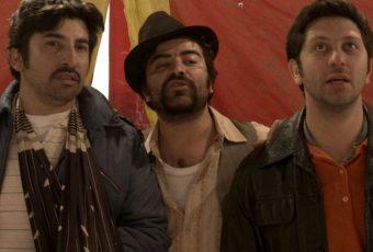 """Entreno cine: Orlando Lübbert """"CIRQO"""