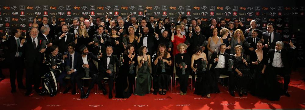 """""""Una Mujer Fantástica"""" gana el Goya a mejor película iberoamericana: Es la cuarta cinta chilena en ganar este importante galardón"""