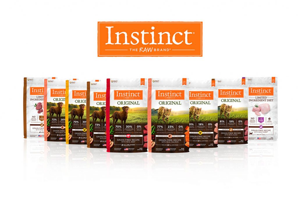 Instinct, el alimento ultra premium que brinda nutrición pura y real a tu mascota