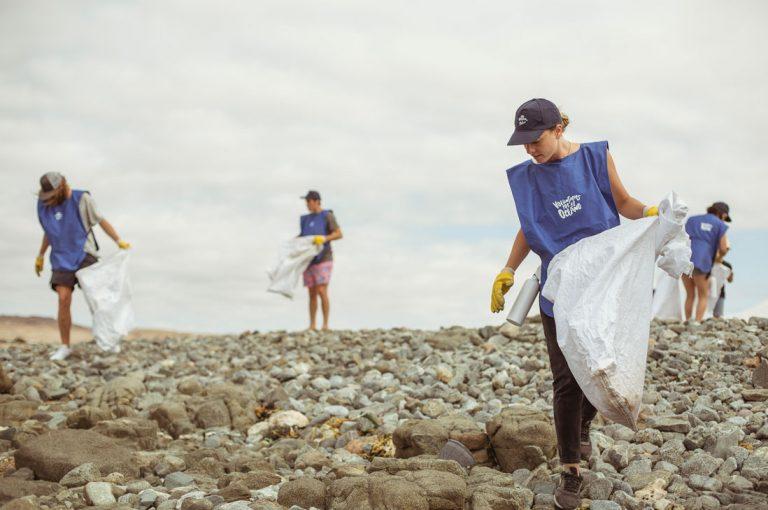 Voluntarios Por El Océano viajarán hasta el archipiélago Juan Fernández a realizar limpieza de playas