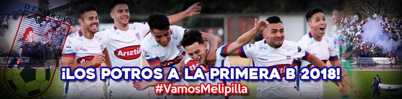 Corte dicta orden de NO innovar y Deportes Melipilla no podrá participar en la Primera B