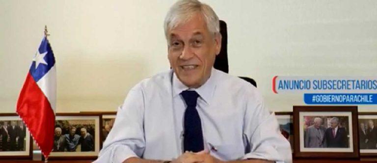 """Presidente Piñera por baja de Insulza en acuerdo de seguridad: """"A esta altura el 'Panzer' no debiera estar pidiendo permiso"""""""