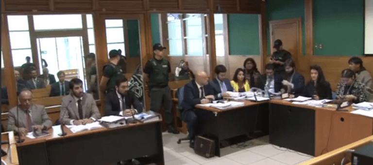 """Duro revés para el gobierno: Juez rechaza reabrir """"Operación Huracán"""" y ratifica cierre de la investigación"""