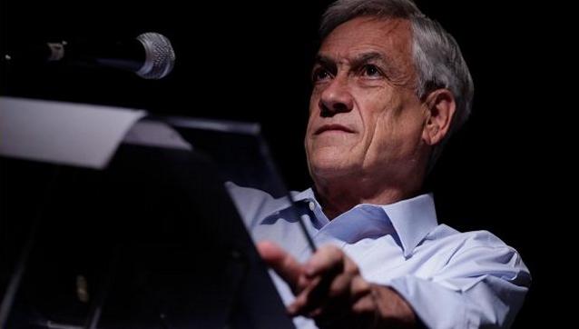 """Piñera considera """"extremadamente grave"""" lo ocurrido con la """"Operación Huracán"""""""