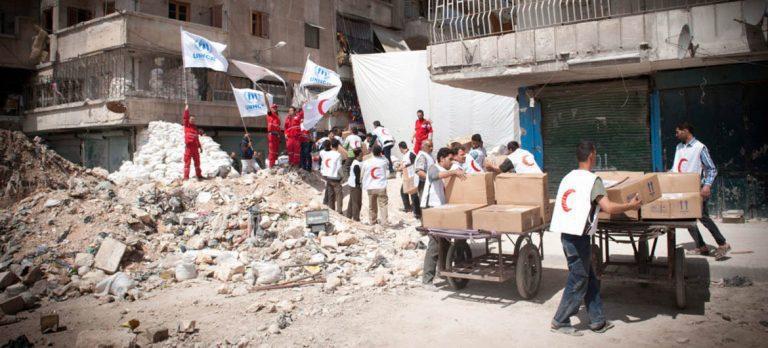 """ONU pide cumplir """"de inmediato"""" el Alto al Fuego en Siria"""