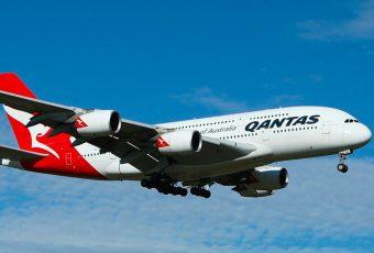 Qantas realizó el primer vuelo de biocombustible entre Australia y Estados Unidos