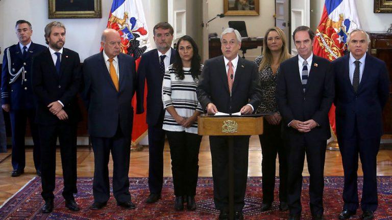 """Piñera golpea la mesa tras cierre de alegatos en La Haya: """"No existen temas limítrofes pendientes entre Chile y Bolivia"""""""