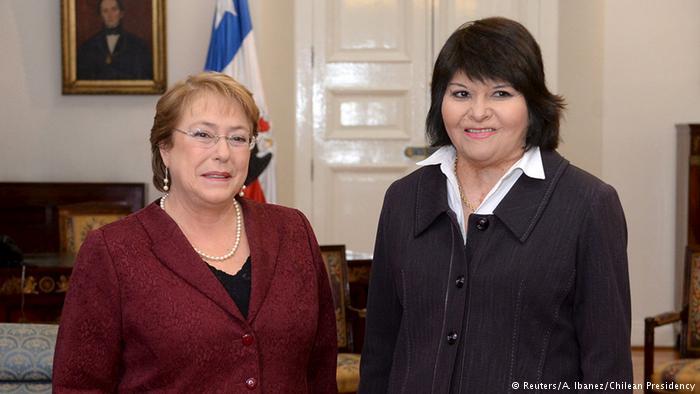 """Carmen Gloria Quintana critica duramente a Bachelet por fallido cierre de Punta Peuco: """"Es una falta de respeto cruel con el dolor las víctimas"""""""