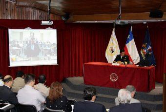 ANEPE organiza Seminario sobre Terrorismo y Crimen Organizado Transnacional