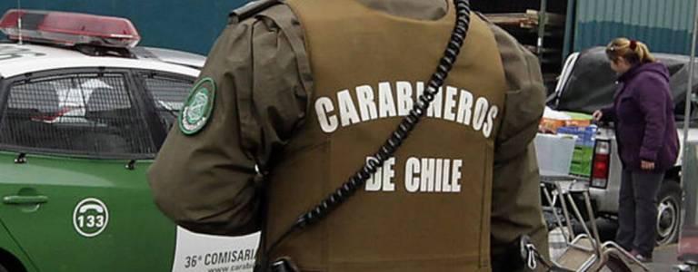 Condenan a Carabineros por obstrucción a la justicia y falsificación de instrumento público