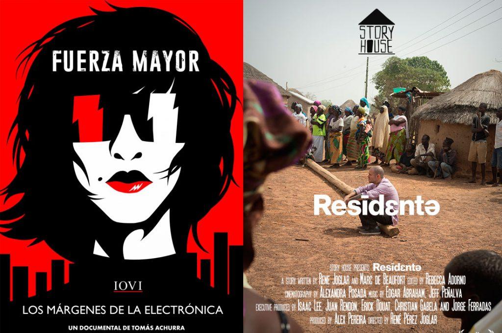 2º Adelanto In-Edit Chile: Residente, John Coltrane y Don Letts registrando a The Clash y Sex Pistols + Competencia Nacional