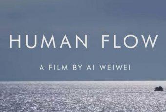 Fundación CorpArtes estrena en Chile el más reciente documental de Ai Weiwei: Marea Humana (Human Flow)
