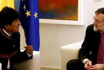 """Revés comunicacional para Bolivia: Cancillería de España rectifica a Evo y aclara que por demanda marítima """"estricta neutralidad en esta cuestión"""""""