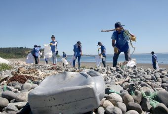Se buscan voluntarios para limpiar el río Mapocho