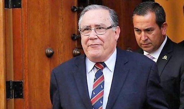 "Carmen Hertz se lanza con todo contra ex ministro Campos: ""Fue nefasto"""