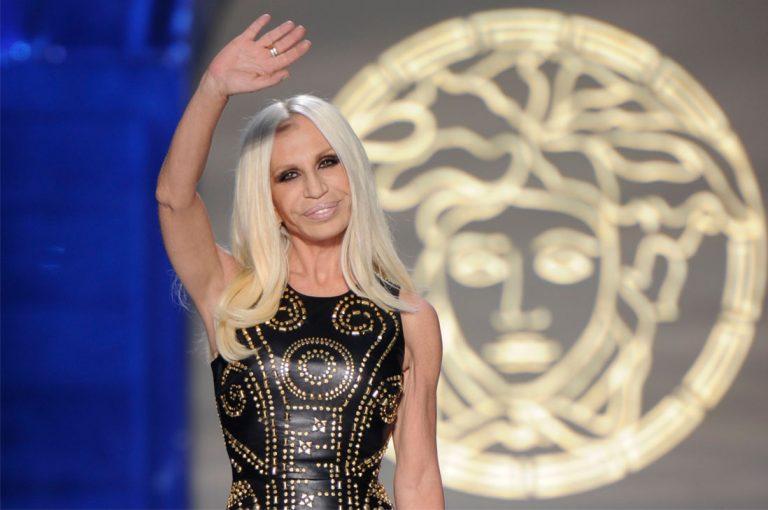 "Donatella Versace se suma a la causa ""Adiós a las pieles"""