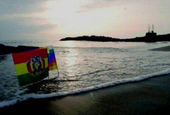 """En la previa a los alegatos a la demanda marítima de Bolivia, Morales difunde el rap """"Batalla en La Haya"""""""