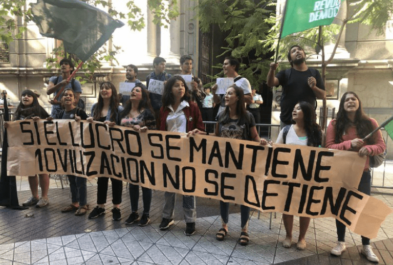 Duro golpe a la reforma educacional: TC declara permisivo que universidades tengan sostenedores con fines de lucro