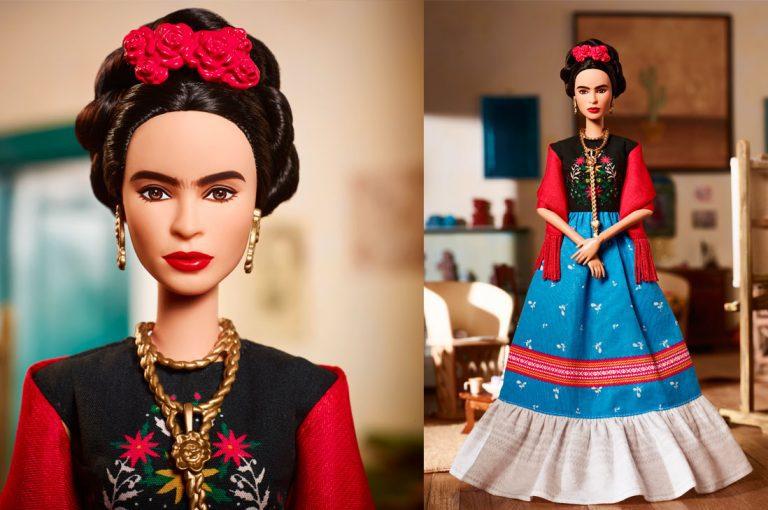 Barbie® busca inspirar a las niñas al rendir homenaje a destacadas mujeres del presente y del pasado