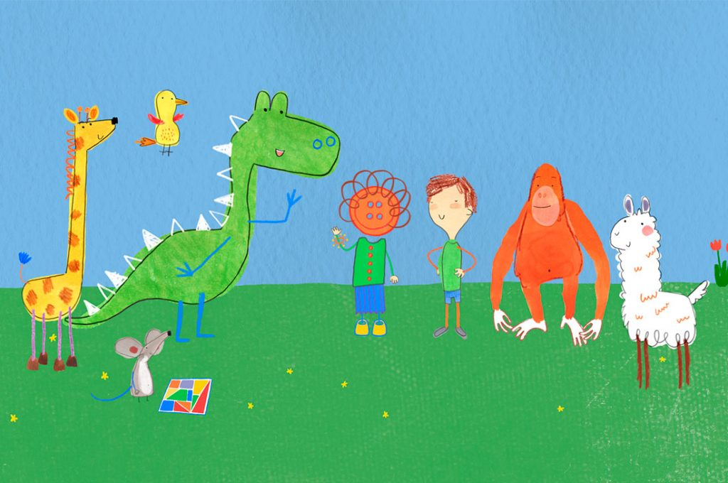 Nat Geo Kids estrena serie sobre autismo
