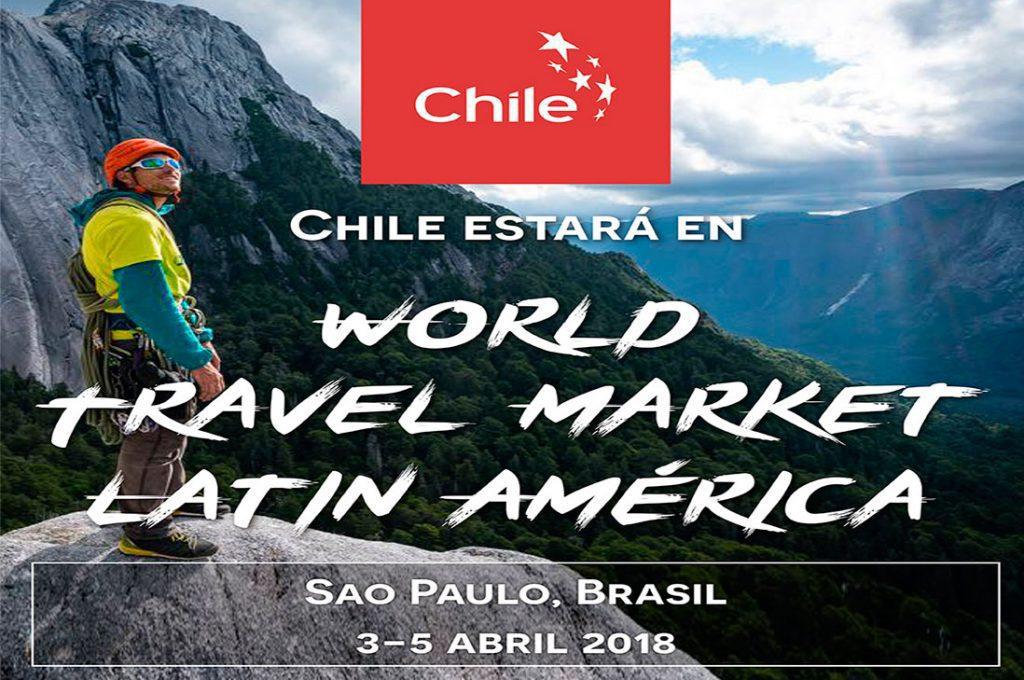 La apuesta de Chile en la World Travel Market Latam