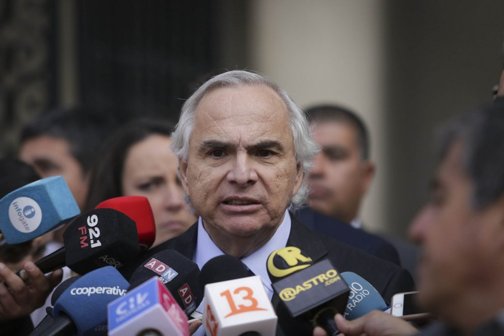 Gobierno formará 'a la brevedad' comisión pre legislativa para analizar temas sobre violencia en La Araucanía