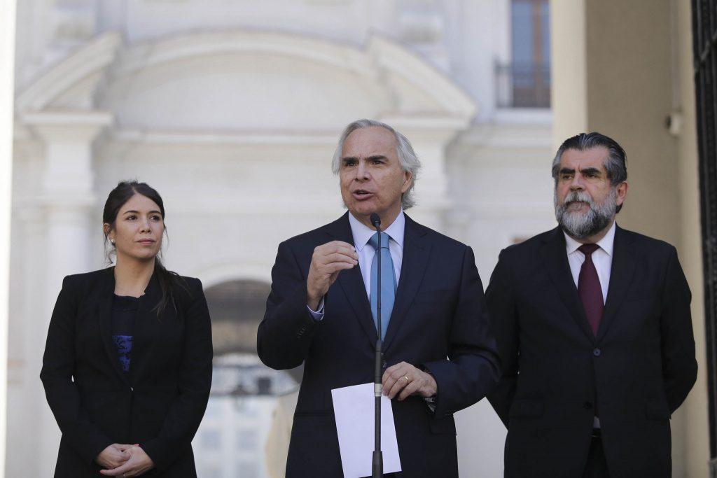 Presidente aumentó la dotación de Carabineros y aceleró la implementación del plan Araucanía