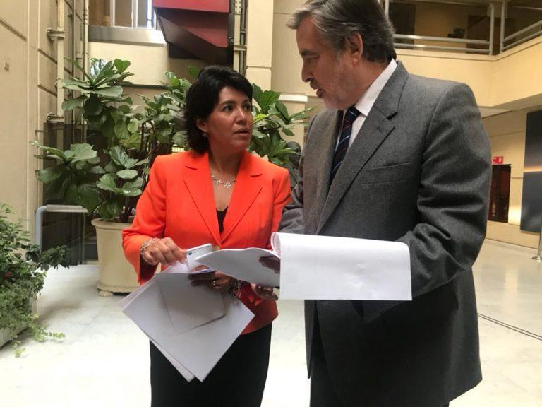 Senadores de ex Nueva Mayoría aseguran que votarán en contra del nuevo directorio de TVN