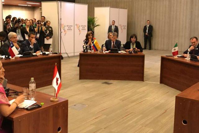 Presidente Piñera sin comentarios sobre el ataque de USA y condena uso de armas químicas por parte de Siria