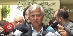 Diputado Gastón Saavedra Maule