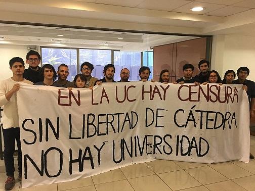 """FEUC recurre a la justicia en contra la universidad por vulneración los """"derechos fundamentales"""" de profesor de teología"""