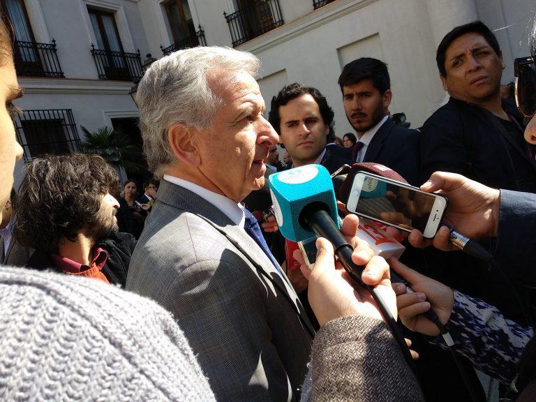 Felipe Larraín advierte que la reactivación económica depende del éxito de la vacunación