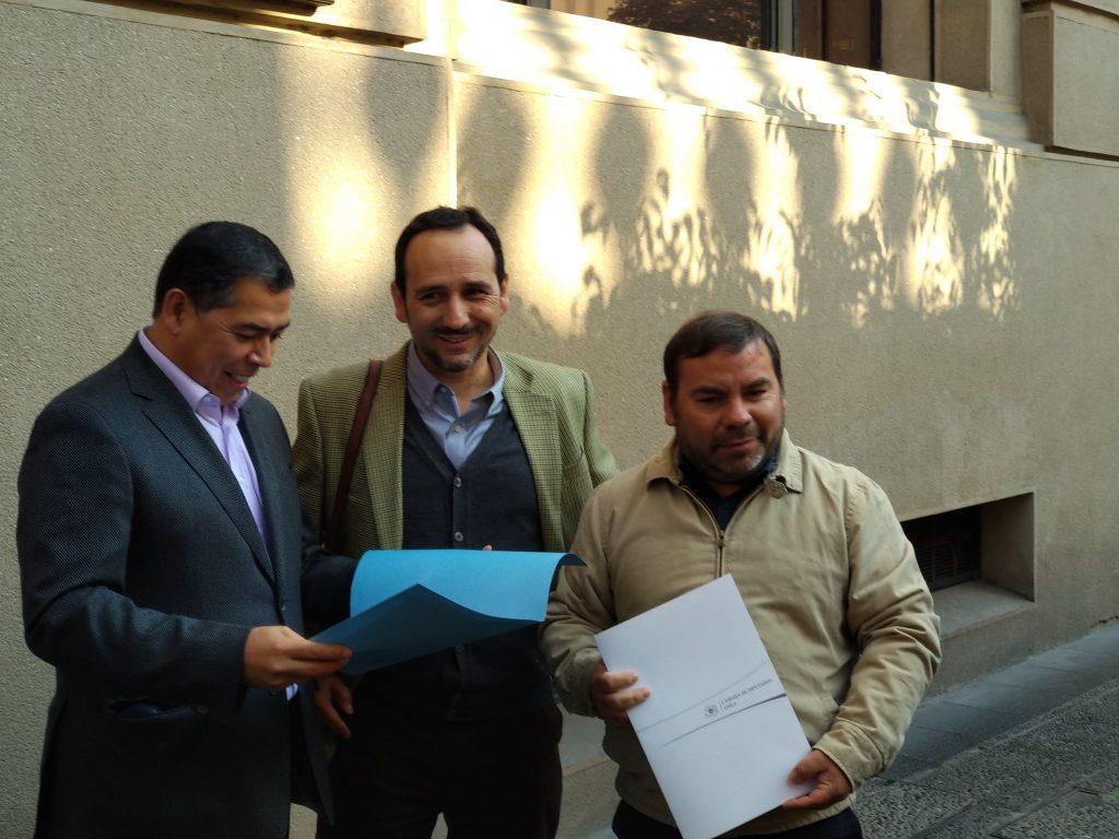 Ex Nueva Mayoría lleva a Contraloría la designación de Pablo Piñera como embajador de Argentina