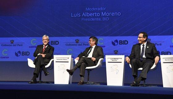 """Sebastián Piñera versus Nicolás Maduro: """"En Venezuela no hay democracia"""""""