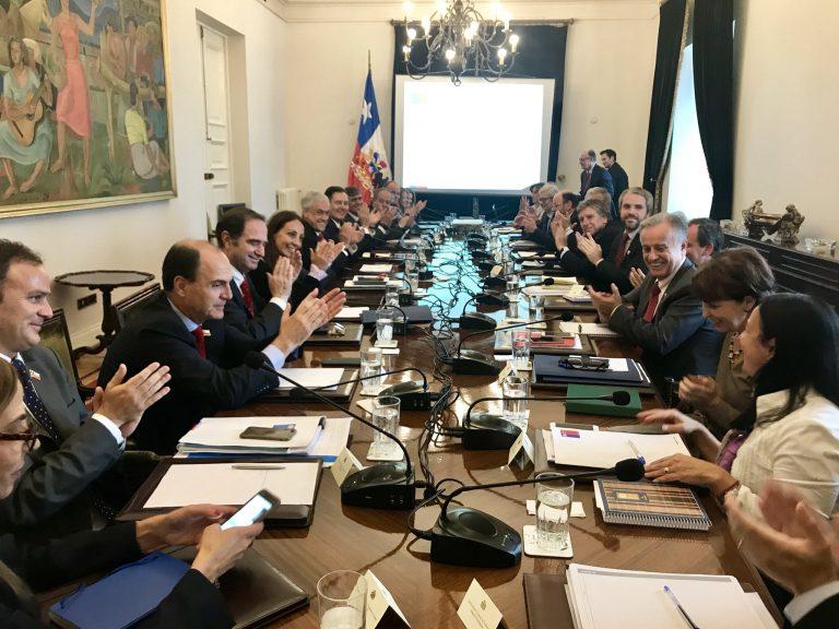 Los cuatro proyectos de Ley que encargó Sebastián Piñera a sus ministros