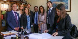 Chile Vamos iniciativa reducir parlamentarios