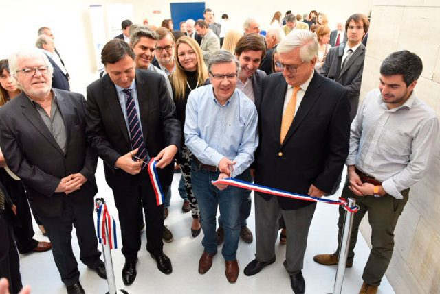 Inauguran moderna Unidad de Diagnóstico en Nueva Clínica Cordillera