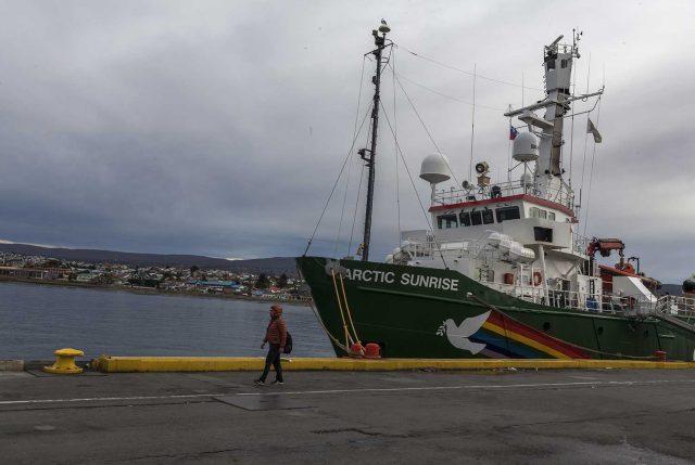 Greenpeace inicia campaña para proteger los mares de la Patagonia Chilena