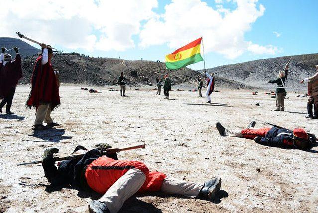 """Historiador militar boliviano responde a los cuestionamientos por batalla de Canchas Blancas: """"El documento base es el Diario del coronel Ezequiel Apodaca"""""""