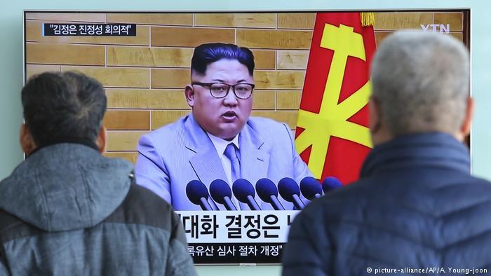Corea del Norte anuncia la suspensión de las pruebas nucleares