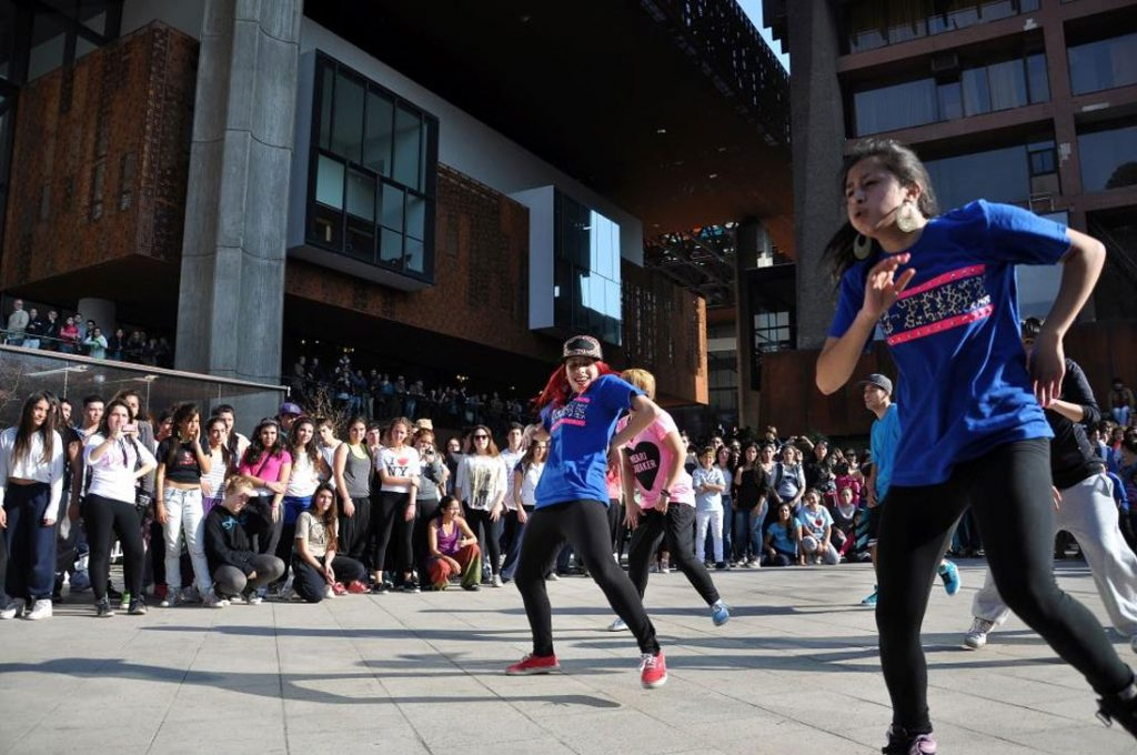 GAM celebrará el día de la Danza con ritmos del mundo