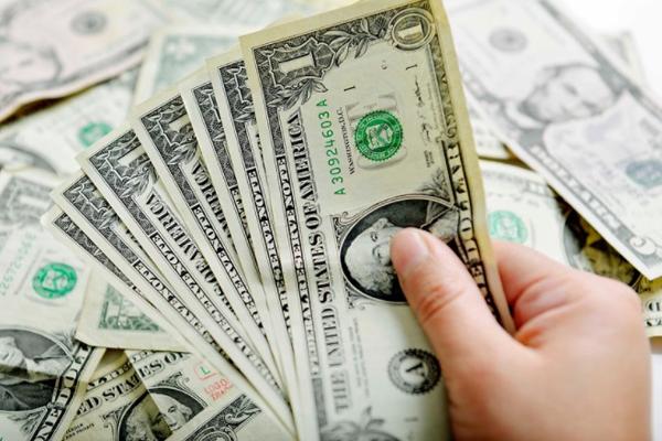 Que buenos son los conflictos para el dólar: Esta jornada cerró con alza y se ubicó en $596,60