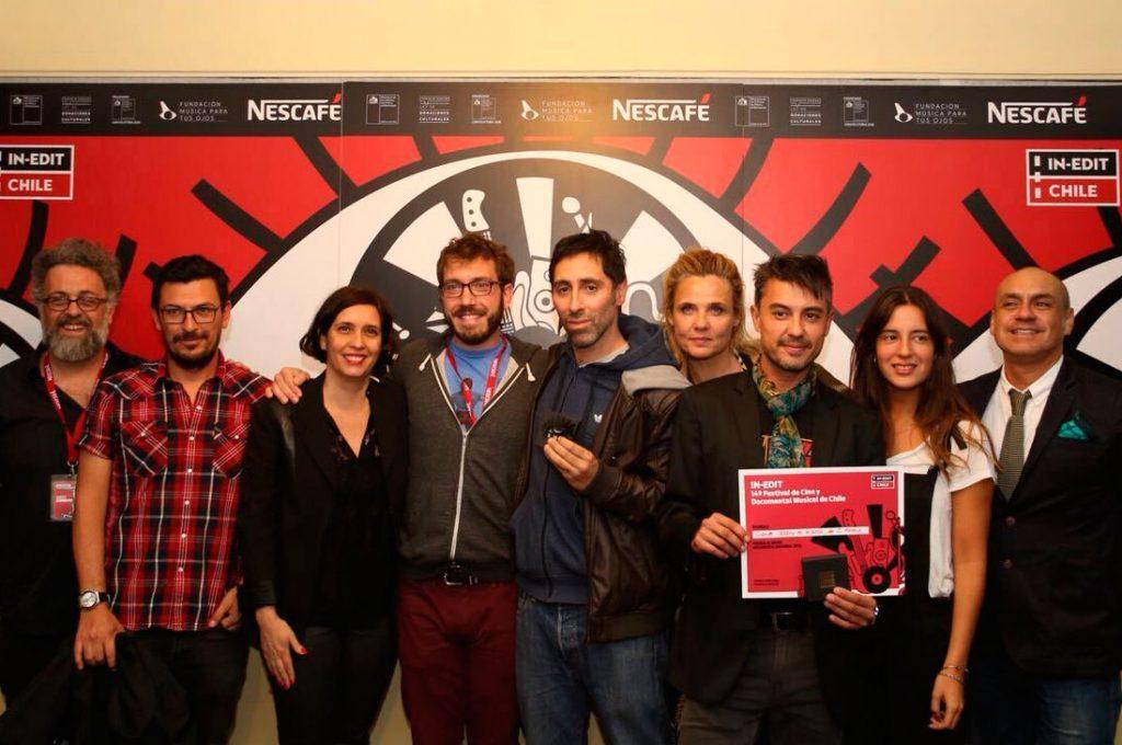 """Cuando respiro en tu boca. La creación de """"Peces"""" fue el galardón nacional de IN-EDIT Chile"""
