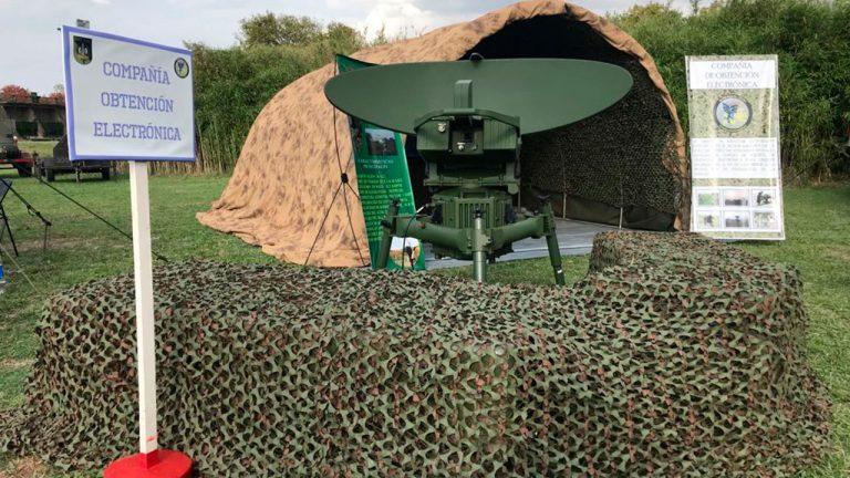 Ejército Argentino recibe nuevo material para combate y catástrofes