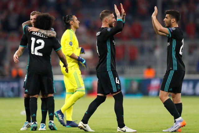 El Real Madrid remonta y derrota al Bayern 2 a 1 en Múnich