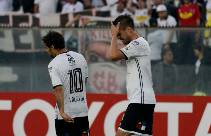 Vergüenza monumental: Colo Colo pierde 0-2 ante un principiante Delfín en Copa Libertadores
