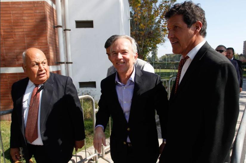 Regresa a Colo Colo el hombre involucrado en el escándalo de la colusión del papel confort