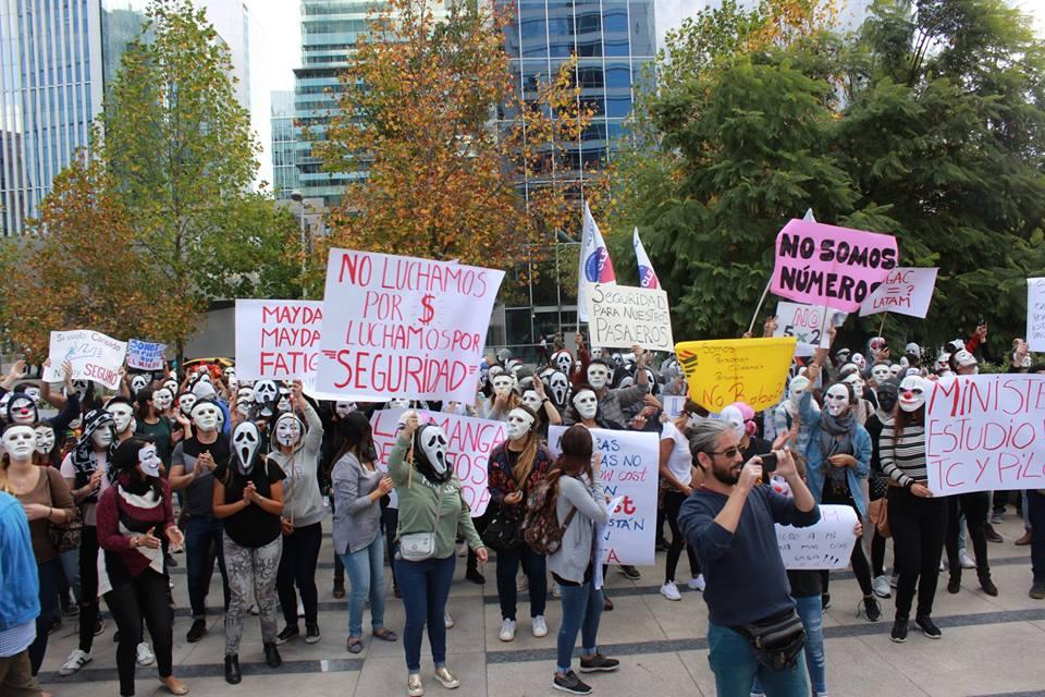 No hay acuerdo: Sigue huelga en LanExpress