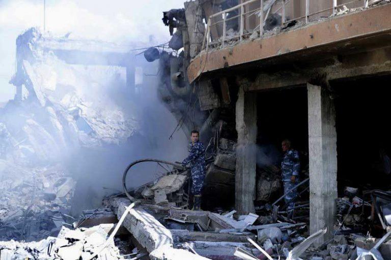 Tras ataque a Siria la ONU queda debilitada y su secretario general pide mantener la paz